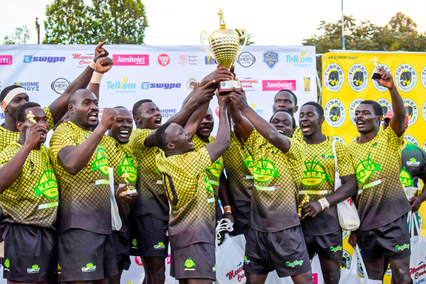 Kabras Lift Christie 7s Title